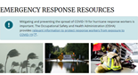Storm/Flood and Hurricane Response - NIOSH Workplace Safety and Health Topic
