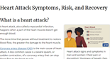 Heart Disease - Heart Attack